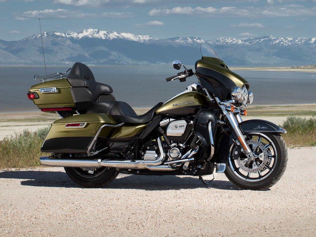 Handlebars For Harley Davidson Ultra Limited