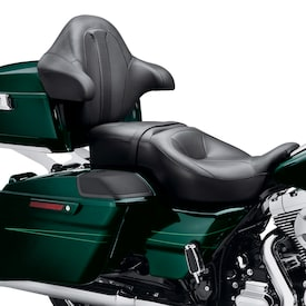 Selle Touring Harley Hammock Pour Pilote Et Passager
