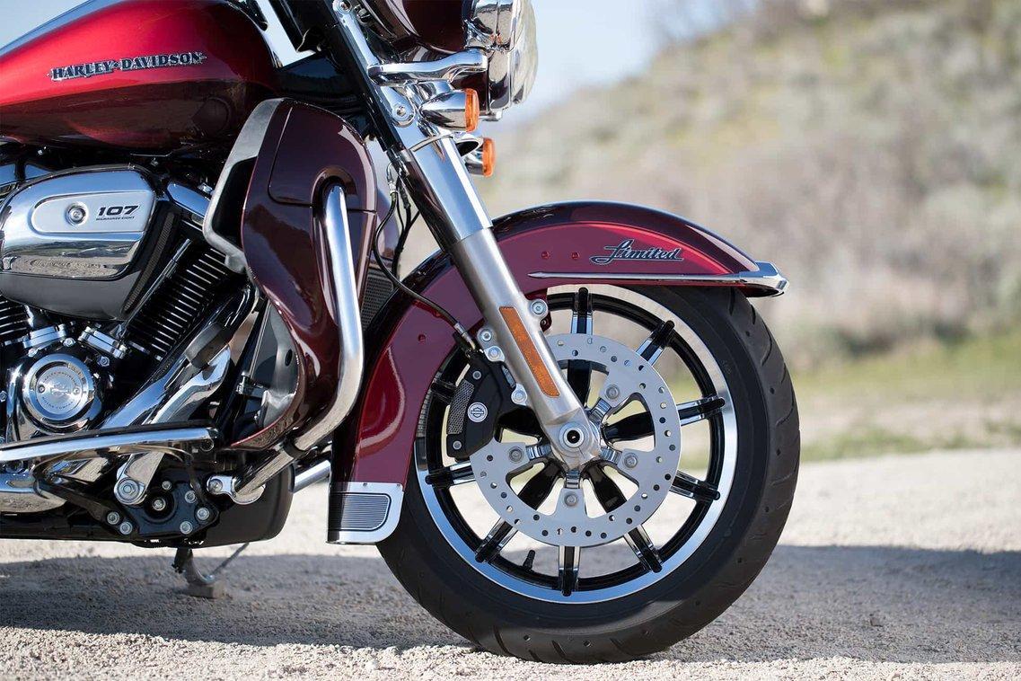 2018 Ultra Limited | Harley-Davidson USA