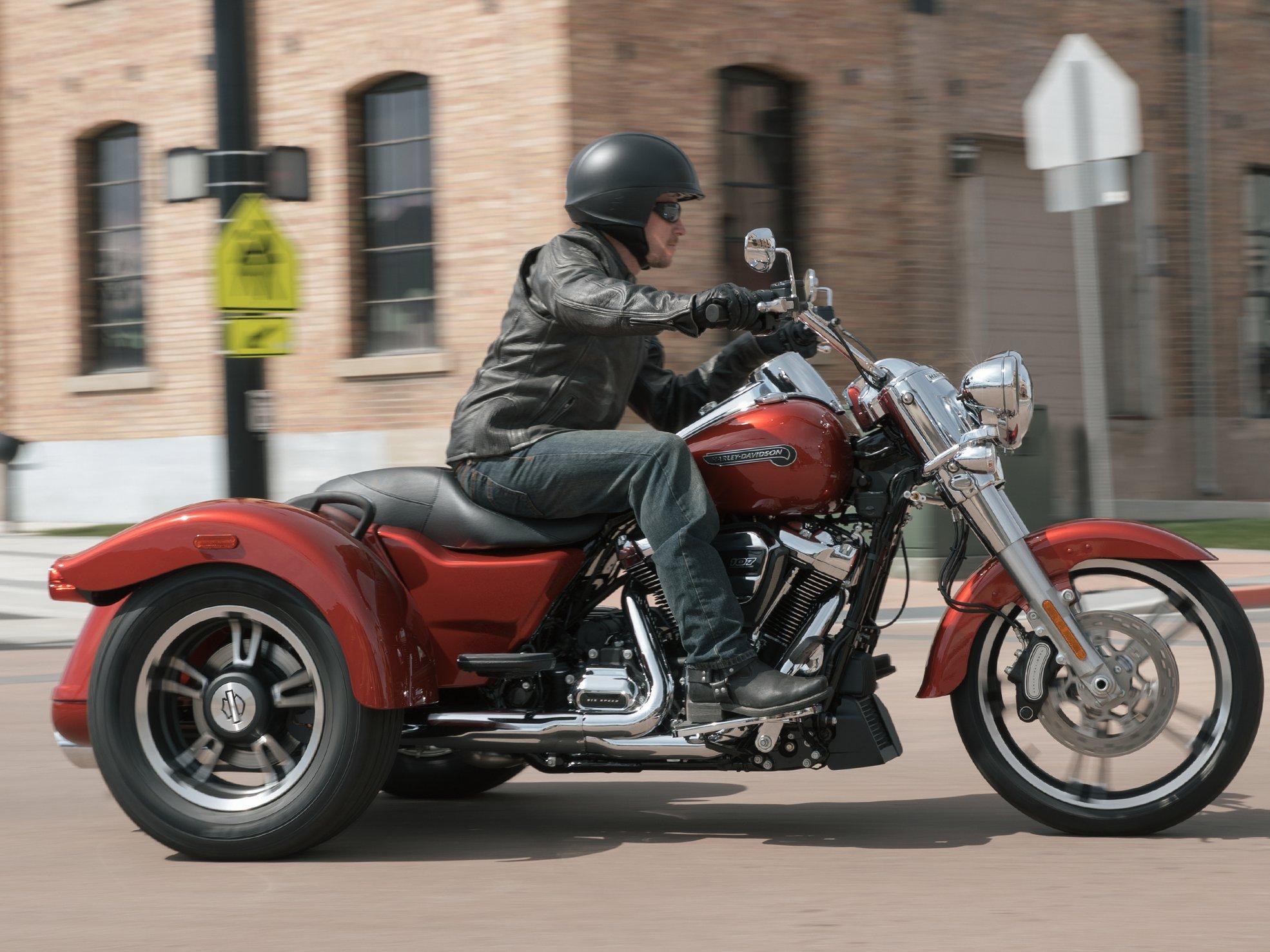 2018 Freewheeler   Harley-Davidson Mexico