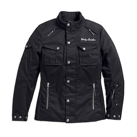 Messenger 3/4 Textile Riding Jacket