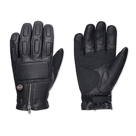 Miler Leather Gloves