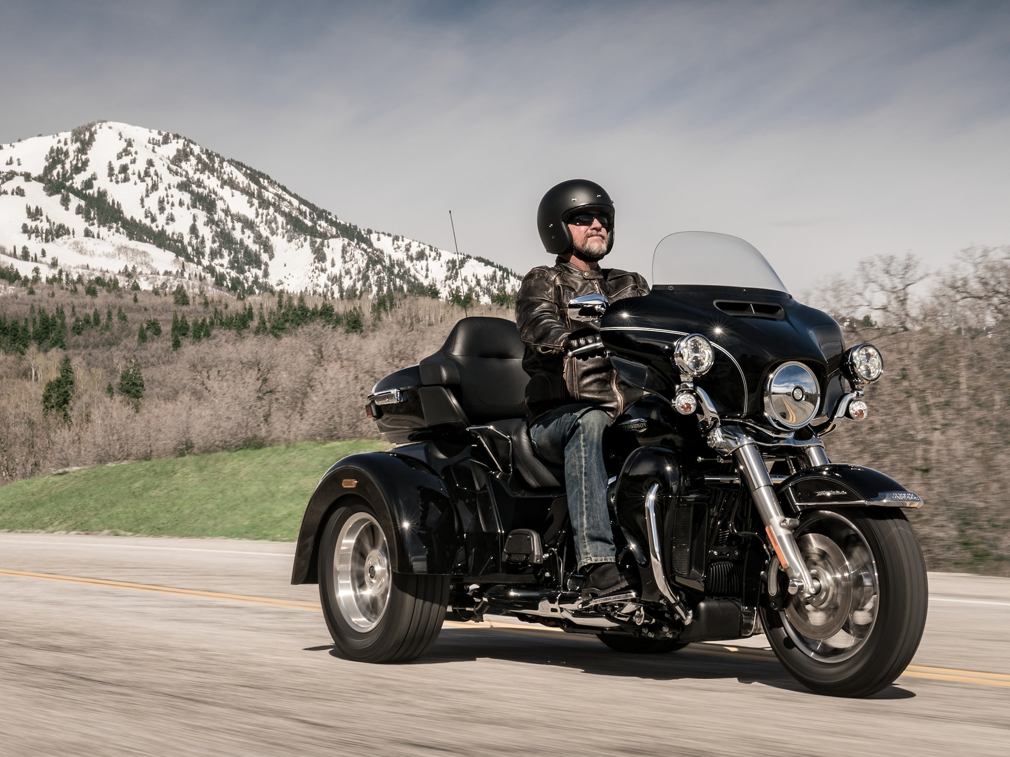 2018 Tri Glide Ultra Harley Davidson: Harley-Davidson France