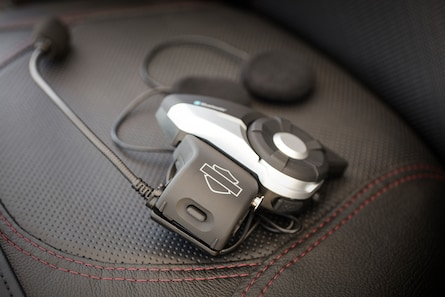 Harley-Davidson Wireless Headset