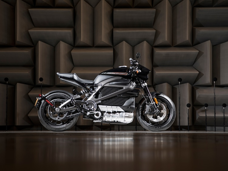 LiveWire motorcycle