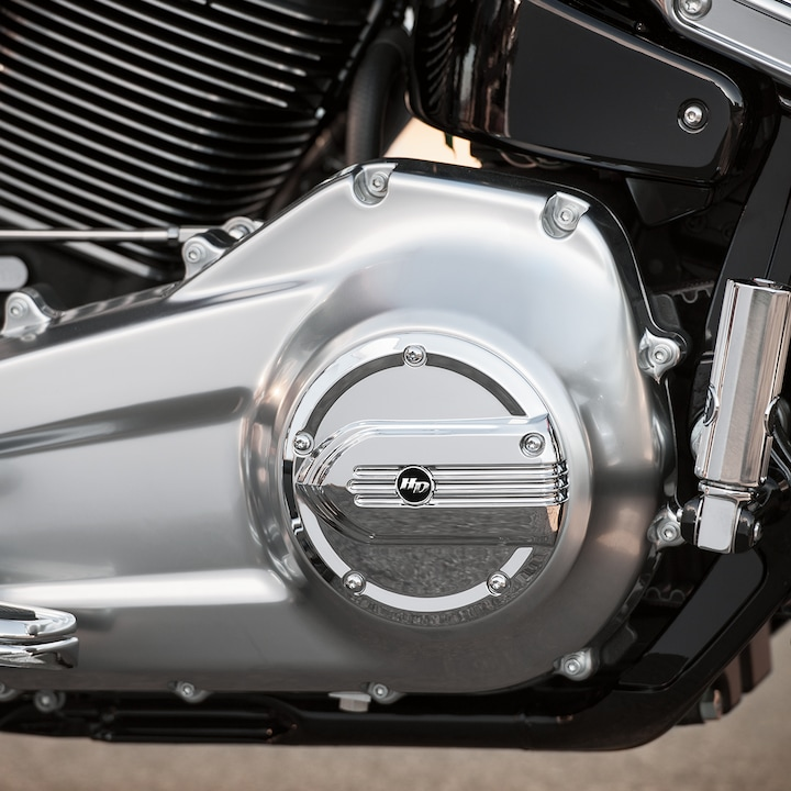 2019 Harley-Davidson Softail motorcycle Point Cover