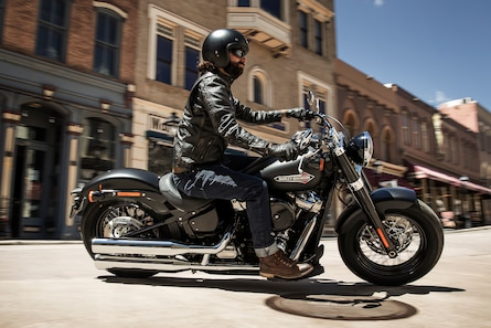 2019 H-D Softail motorcycle