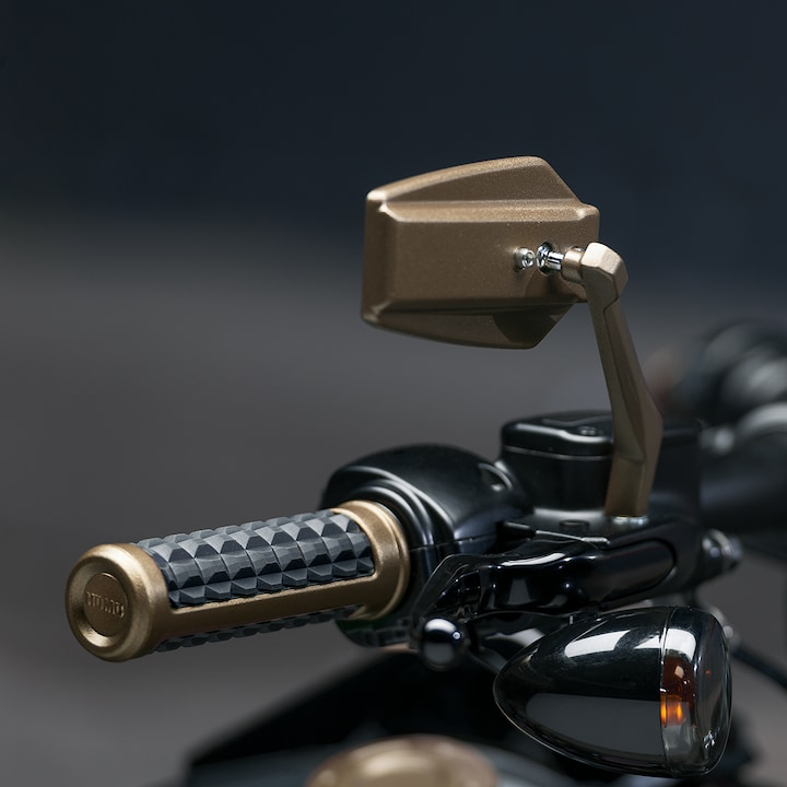 2019 Fat Bob Handlebar Grip