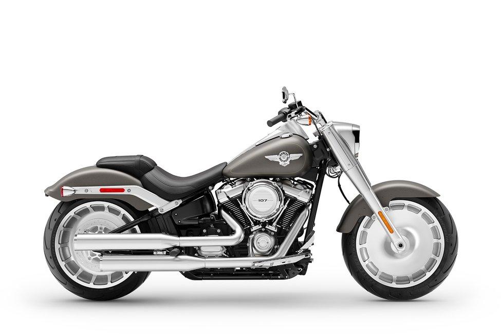 2019 Fat Boy Motorcycle Specs & Pricing | Harley-Davidson USA