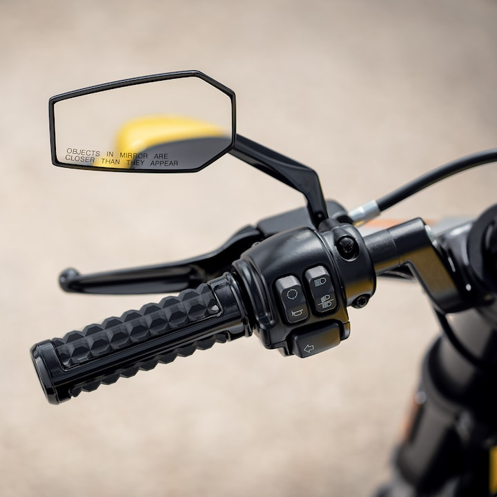 2019 FXDR114 Motorcycle Handlebar Mirror
