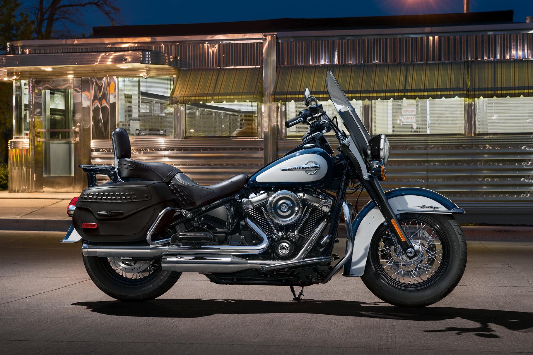 Image result for 2019 Harley Davidson Heritage Classic