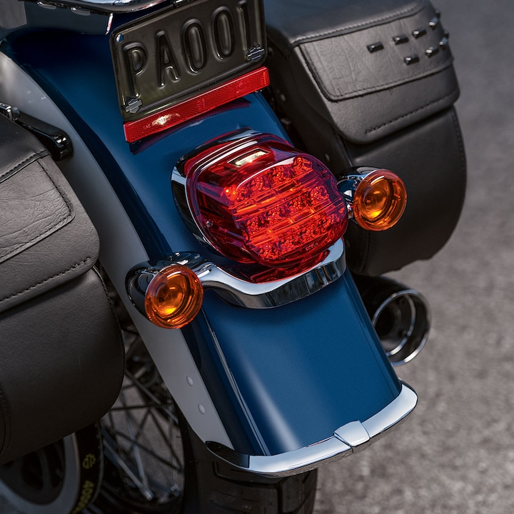 2019 Heritage Classic Motorcycle Break Light
