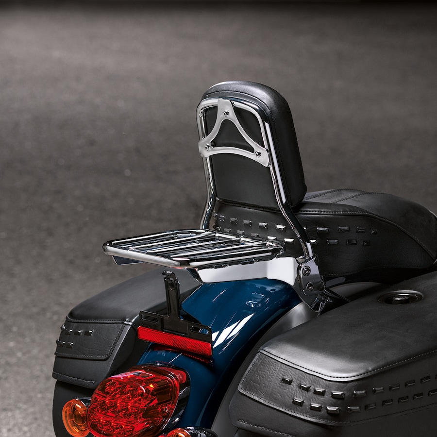 2019 Heritage Classic Motorcycle Back Rest