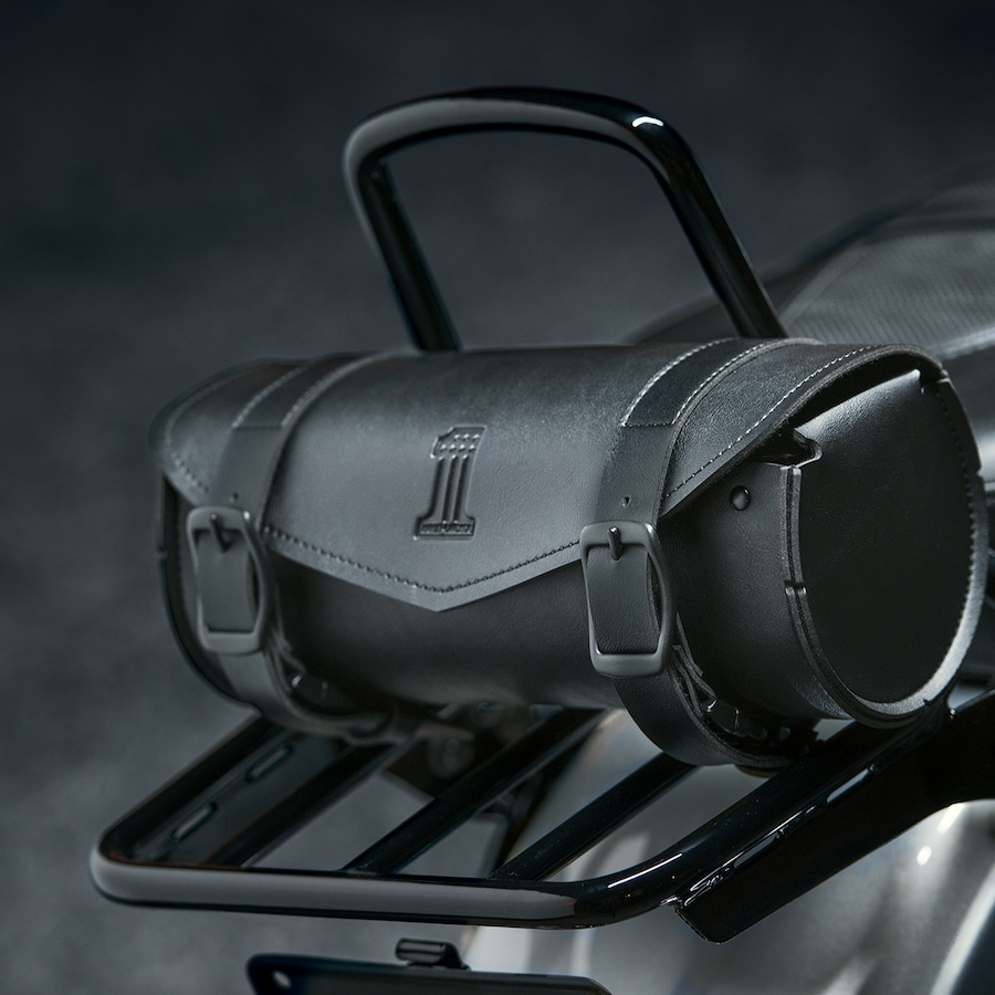 2019 Low Rider Motorcycle Luggage Rack
