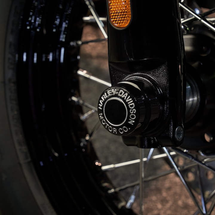 2019 Harley-Davidson Street Glide Special Motorcycle Axle Cover