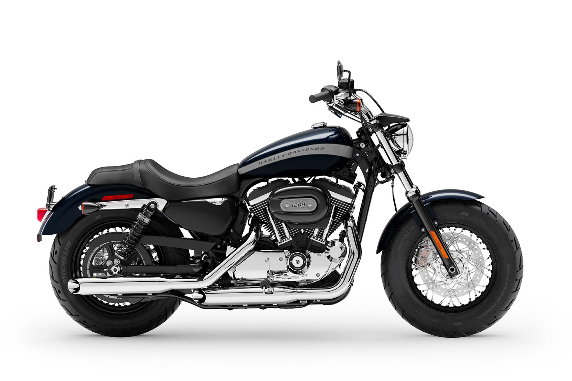 Harley davidson model bikes