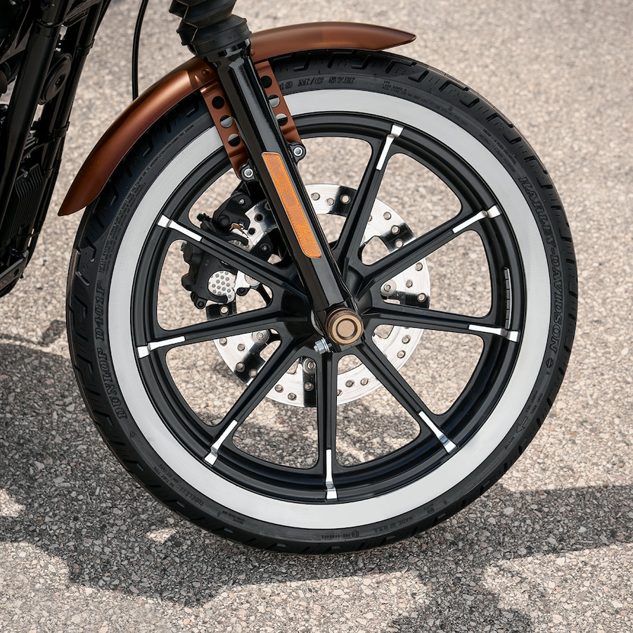 2019 H-D Sportster motorcycle Front Wheel