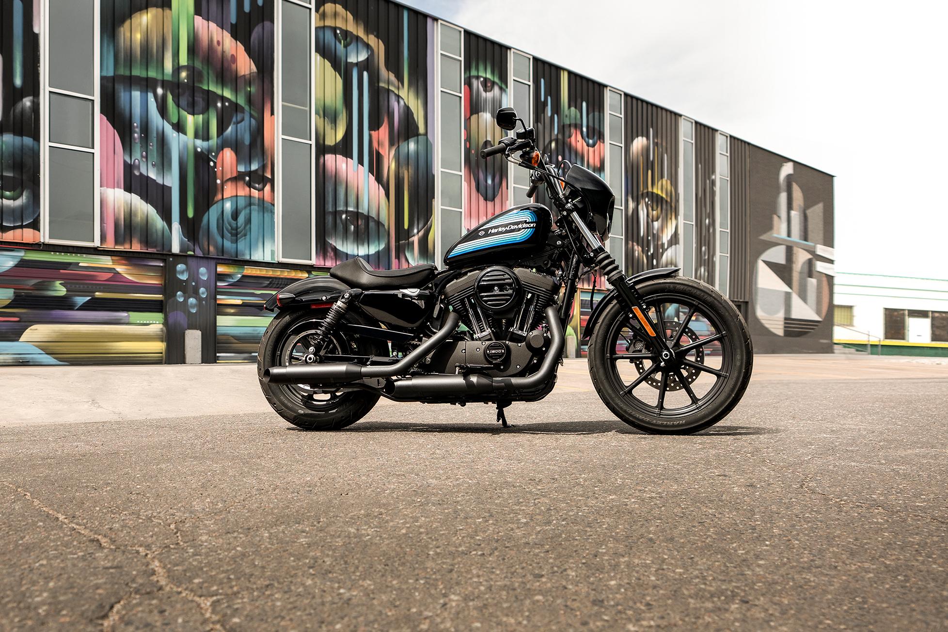 2020 Iron 1200 Motorcycle Specs & Pricing | Harley-Davidson USA