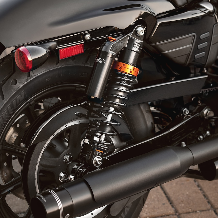 2019 Iron 1200 Exhaust