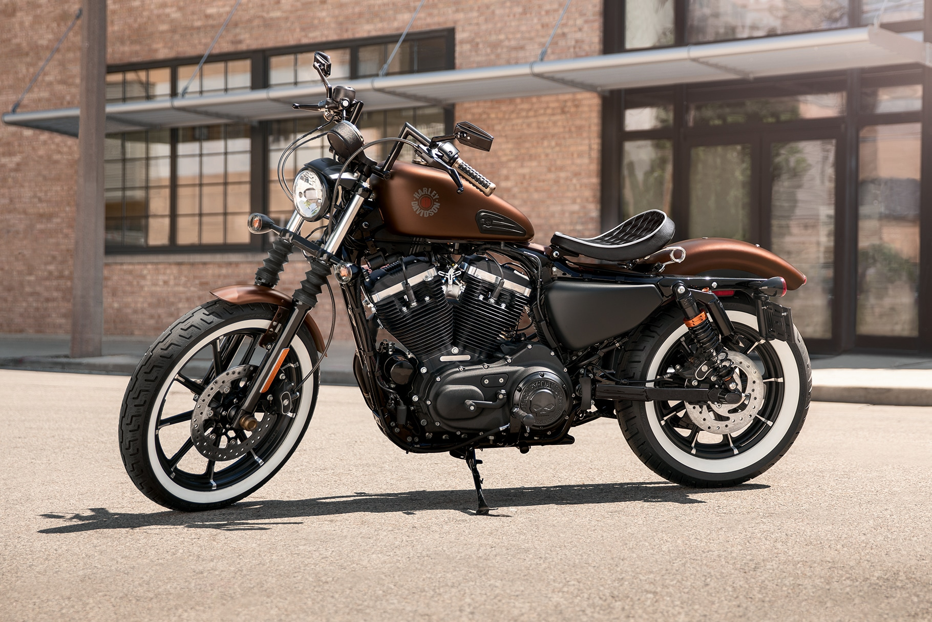 Harley Davidson Sportster  Custom Specs