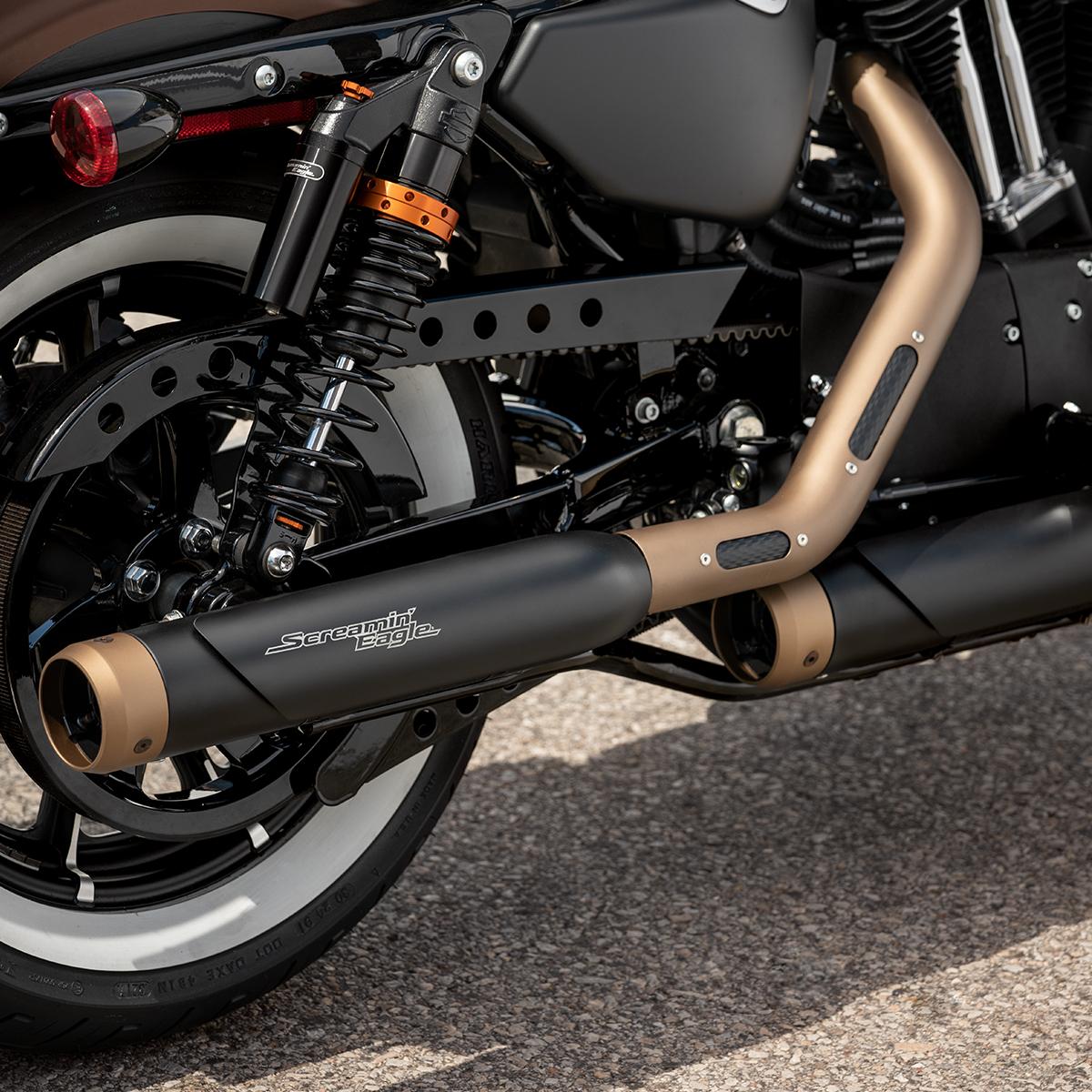 Motocicleta 2019 Iron 883