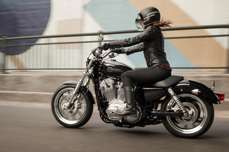 Riding a Motorcycle Improves Focus & Decreases Stress | Harley