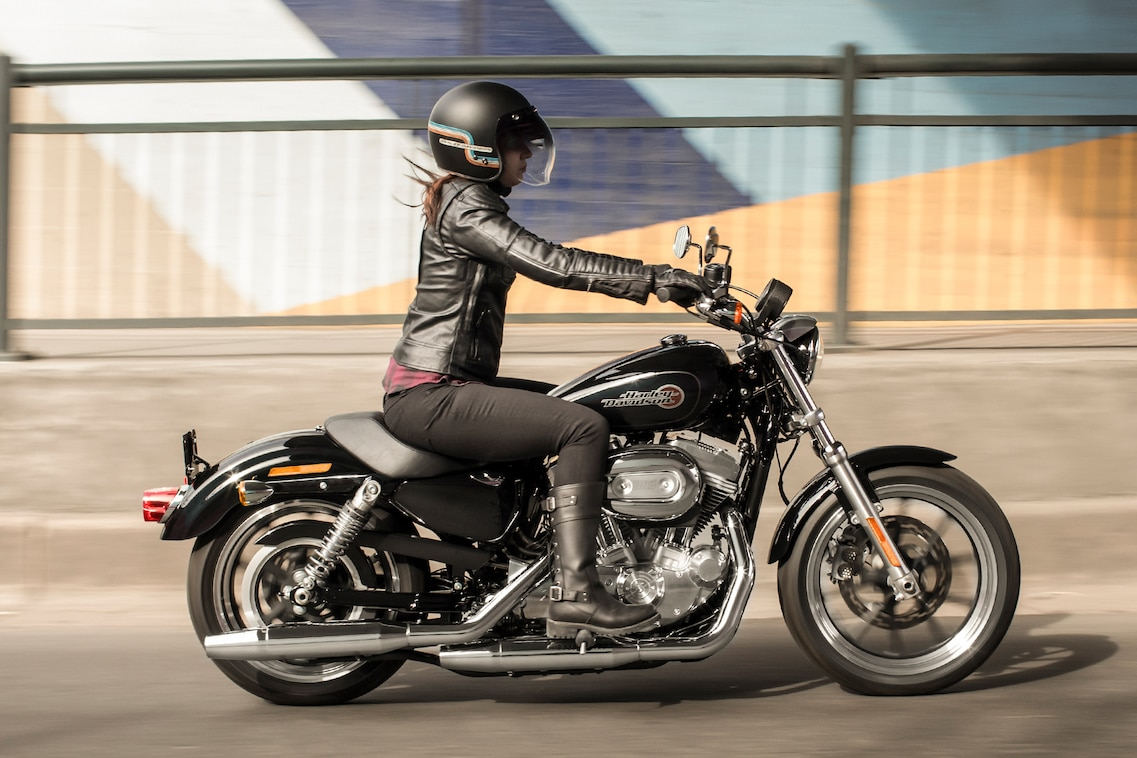 harley davidson for women riders