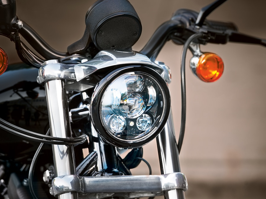 2019 Superlow Motorcycle Headlight