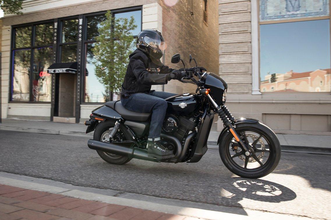Harley Street 500 >> Harley Davidson Street 500