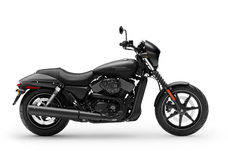 2019 harley davidson street 750 motorcycle