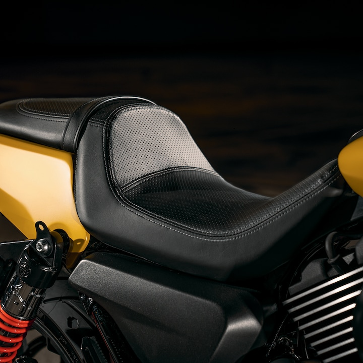 2019 Street Rod Motorcycle Seat