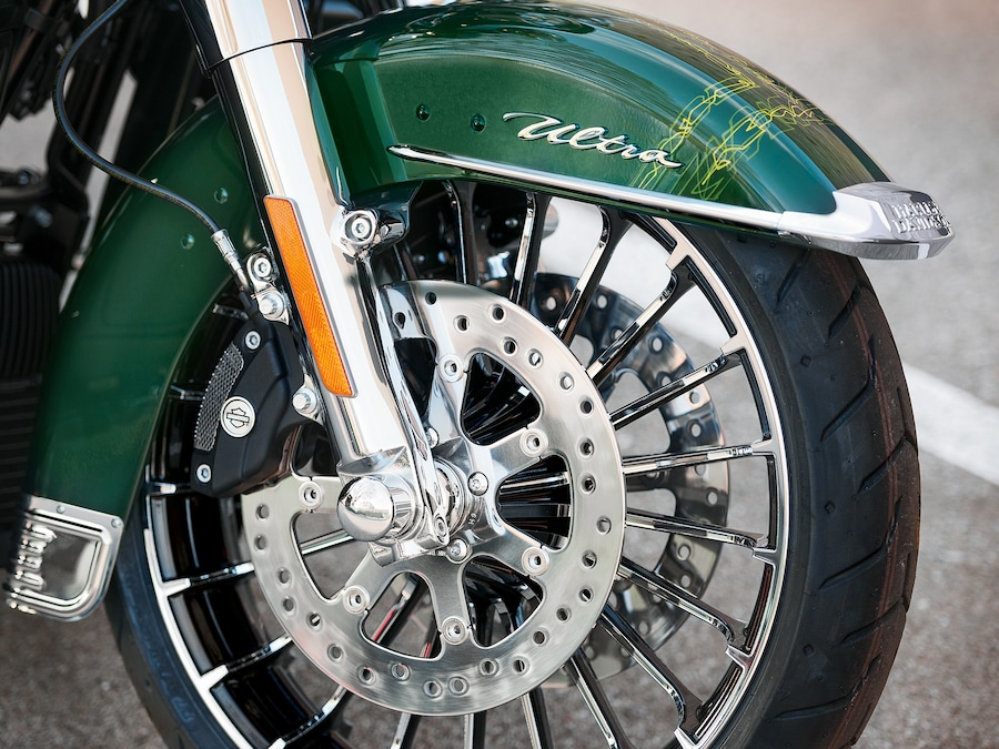 2019 Electra Glide Ultra Classic Motorcycle Front Wheel