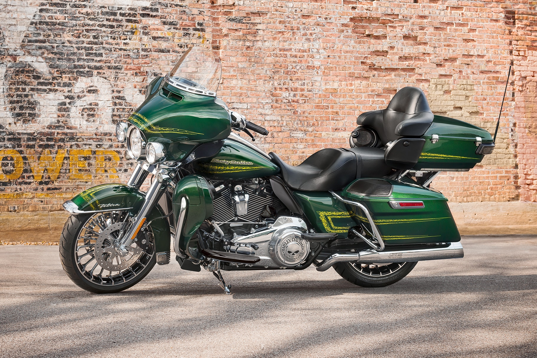 H-D 2019 Electra Glide ULtra Classic Motorcycle