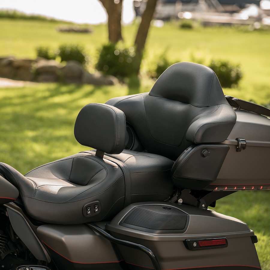 2019 Touring H-D Motorcycle Seat
