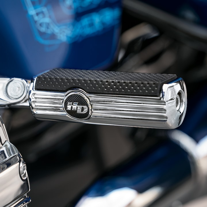 2019 Touring H-D Motorcycle Foot Peg