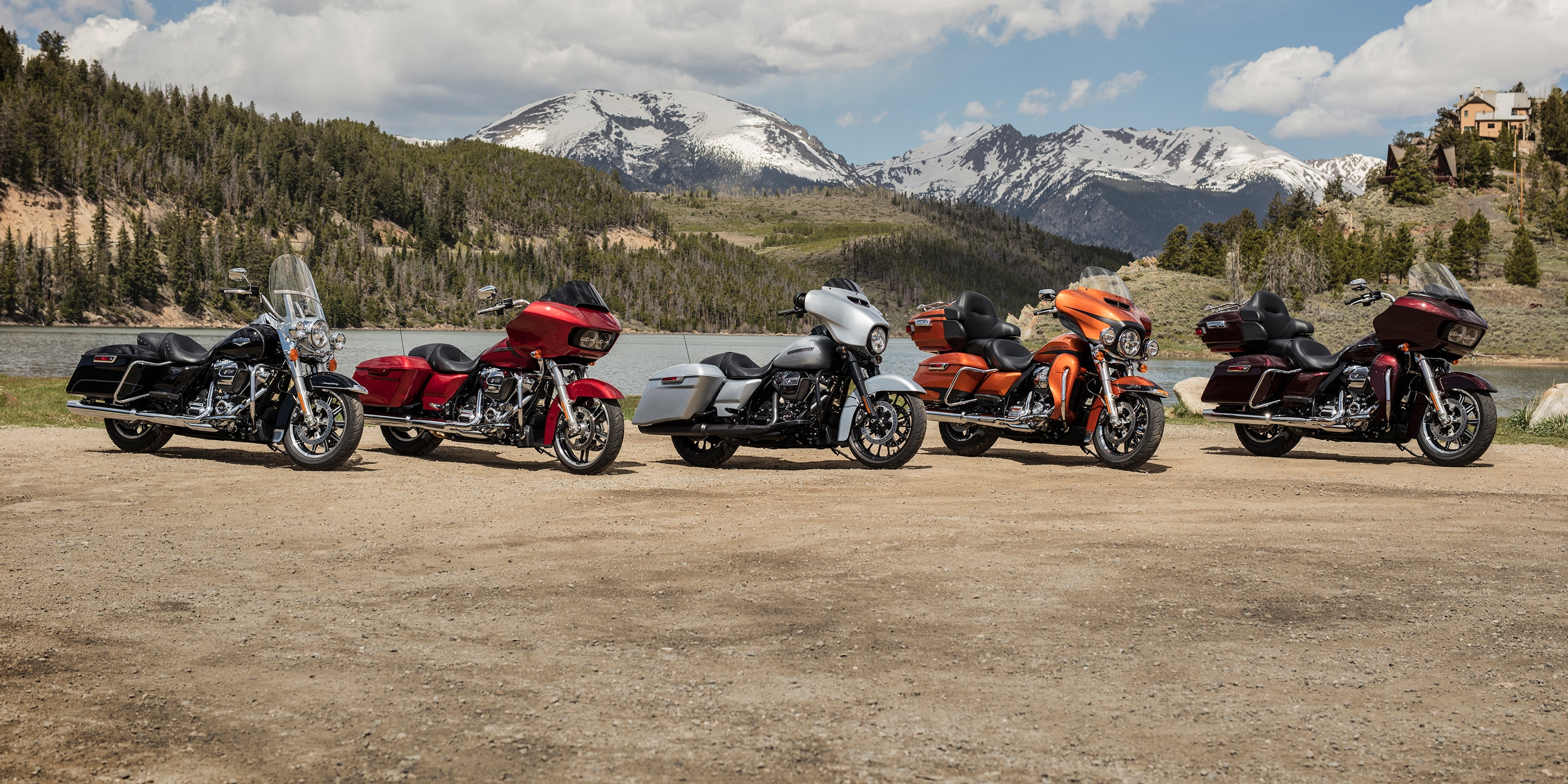 2019 Touring Motorcycles