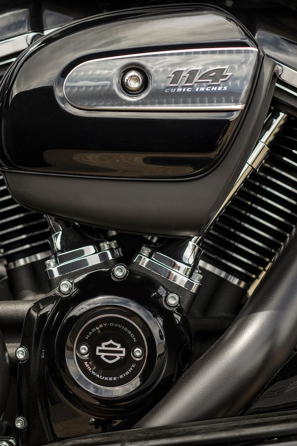 2019 Touring  H-D Motorcycle Engine