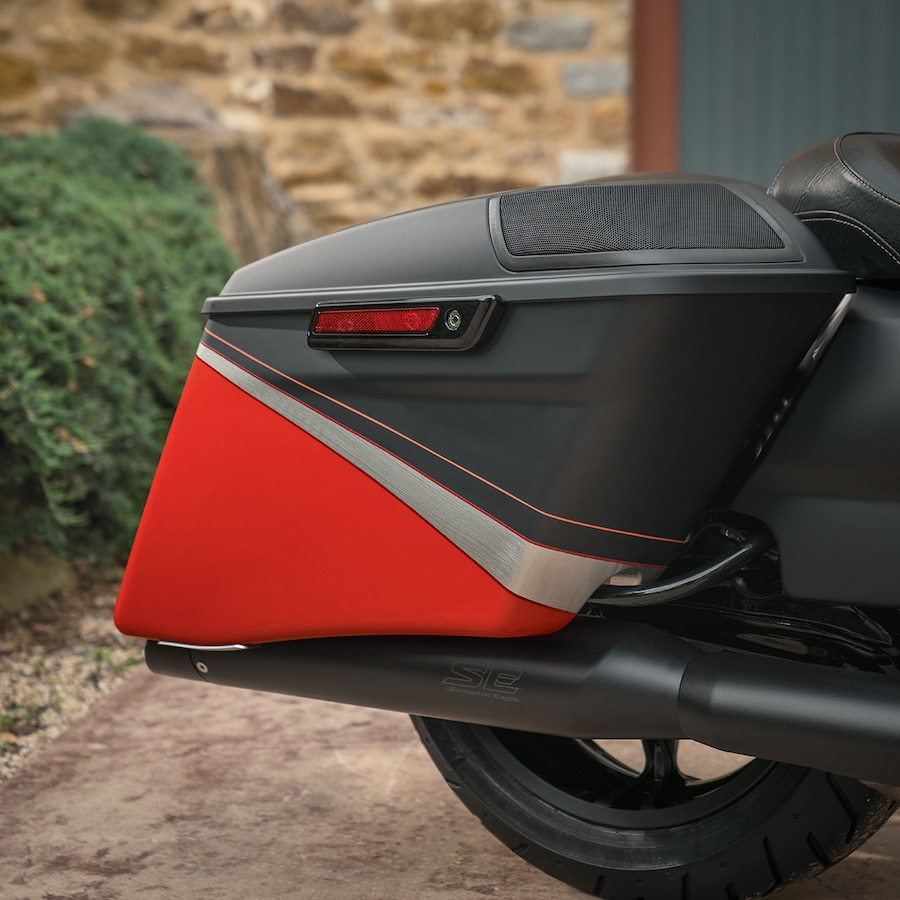 2019 Road Glide Special Motorcycle Saddlebag