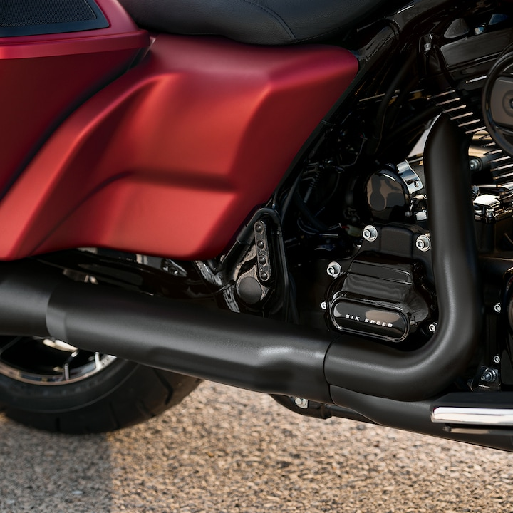2019 Road Glide Special Motorcycle Exhaust