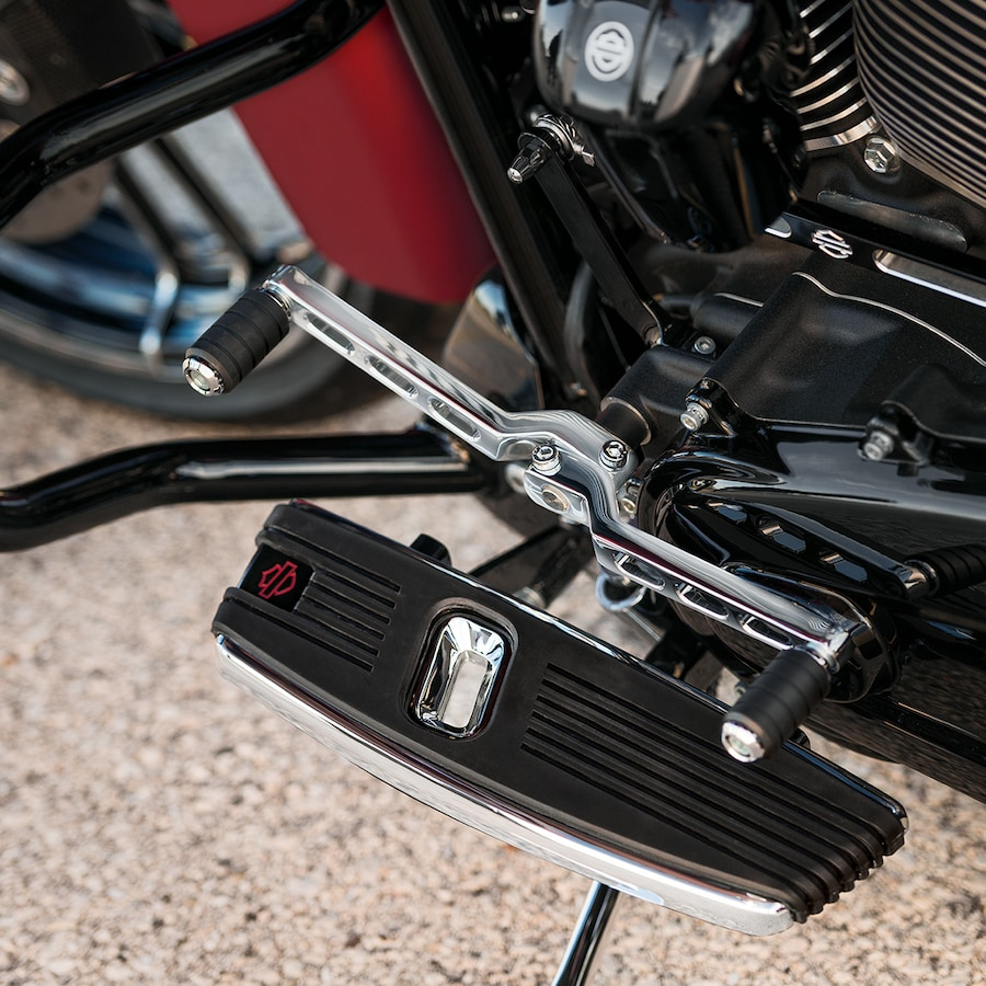 2019 Road Glide Motorcycle Foot Peg
