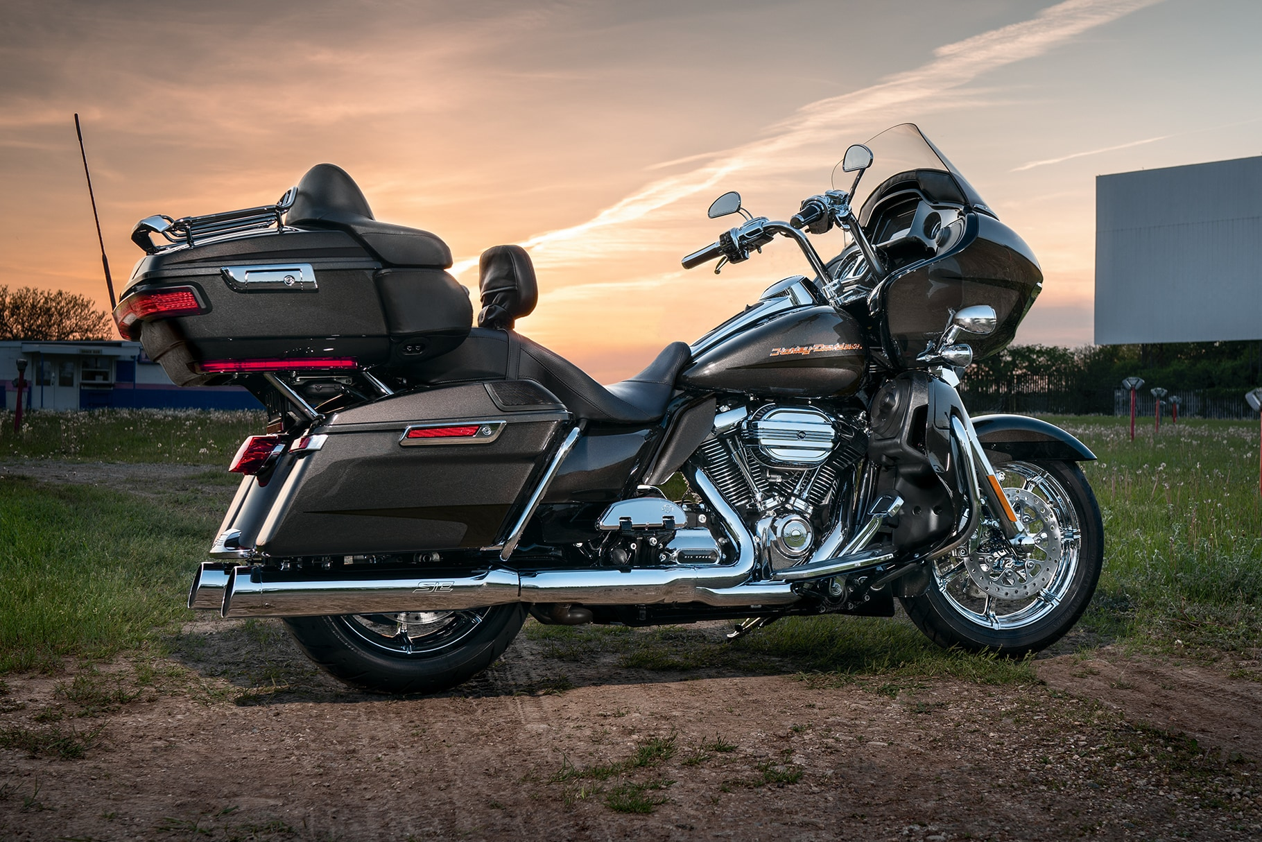 2019 Road Glide Ultra Motorcycle