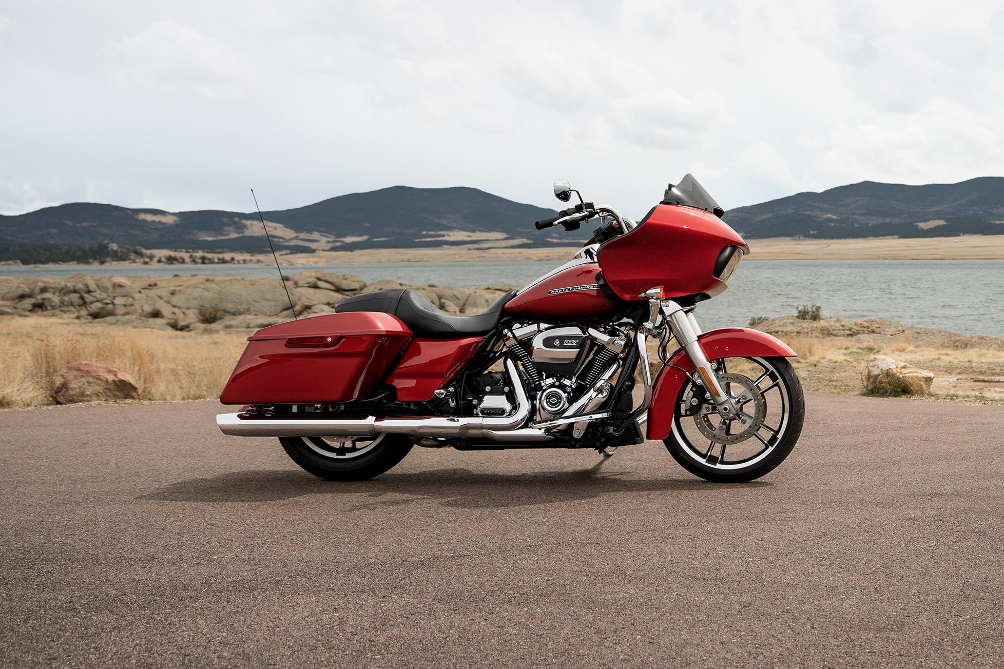 Harley Davidson Com: 2019 Road Glide Motorcycle