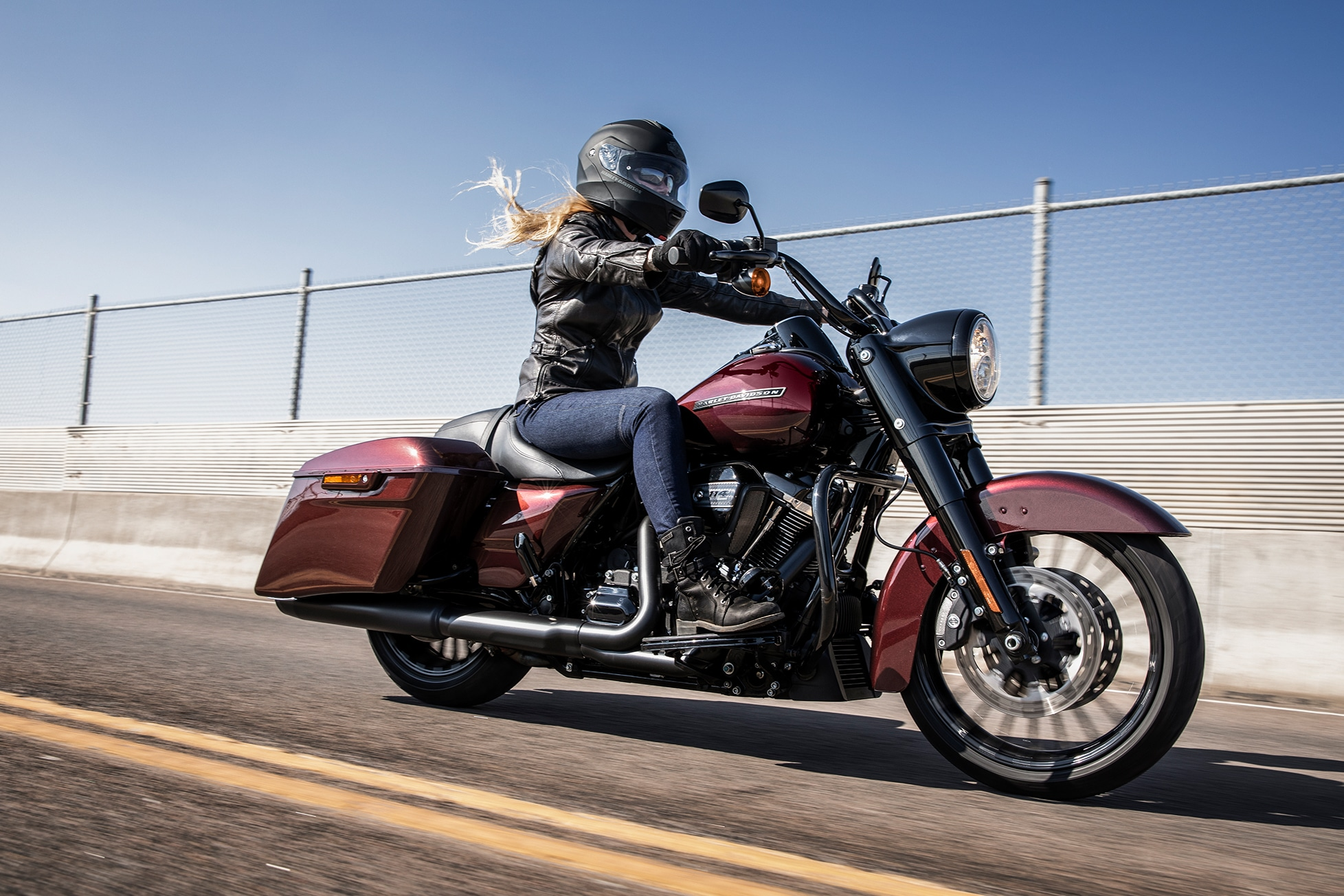 GENUINE INDIAN MOTORCYCLE Men's Classic Dark Brown Leather