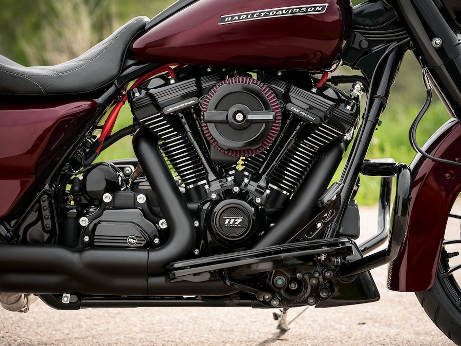 2019 Road King Special Motorcycle Engine
