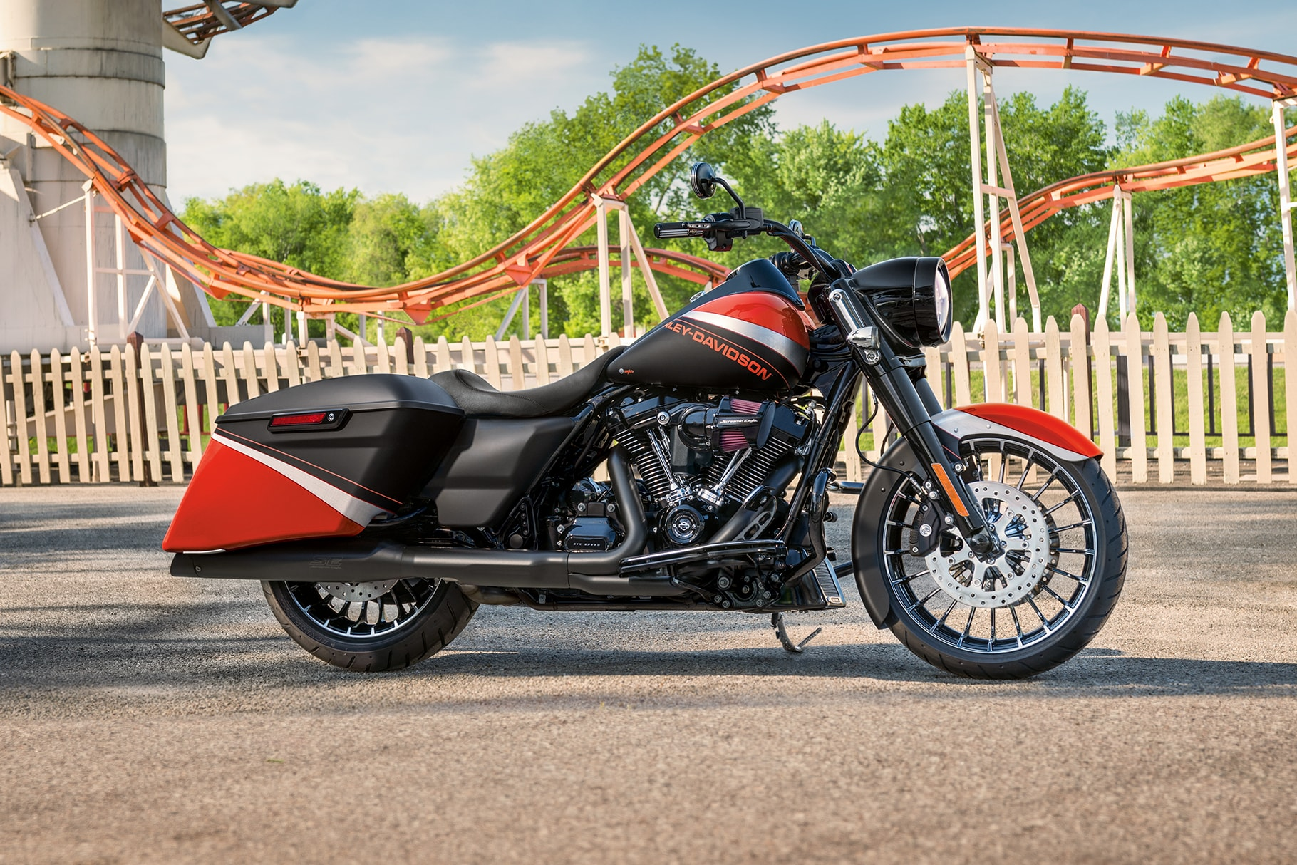 2019 Road King Special Motorcycle