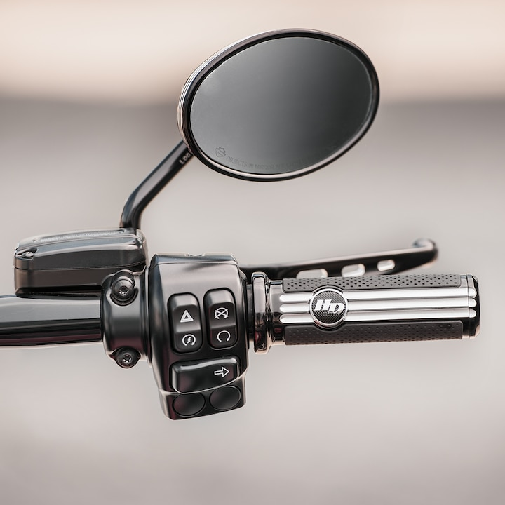 2019 Road King Special Motorcycle Handlebar Grip