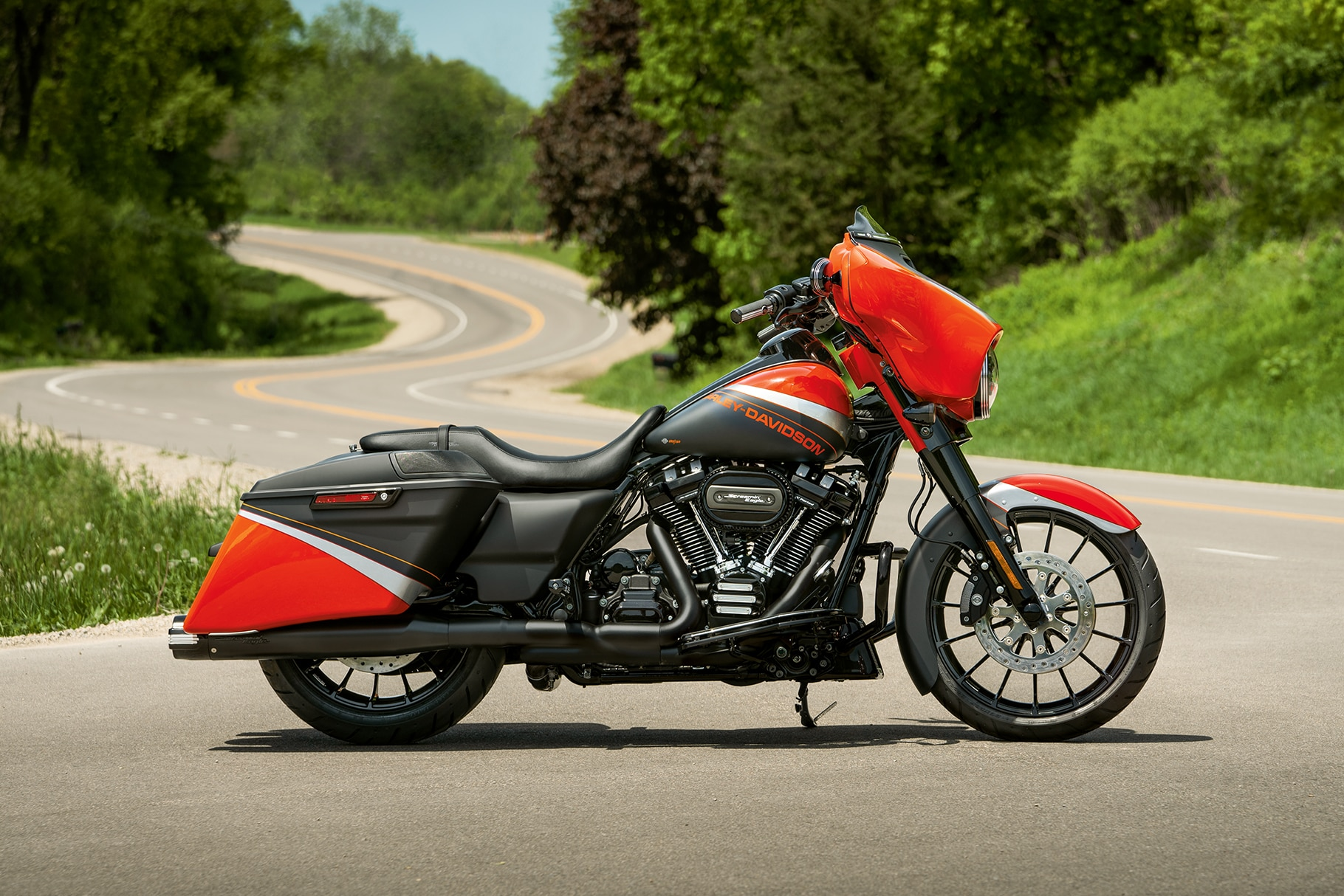 2019 Street Glide Special Motorcycle