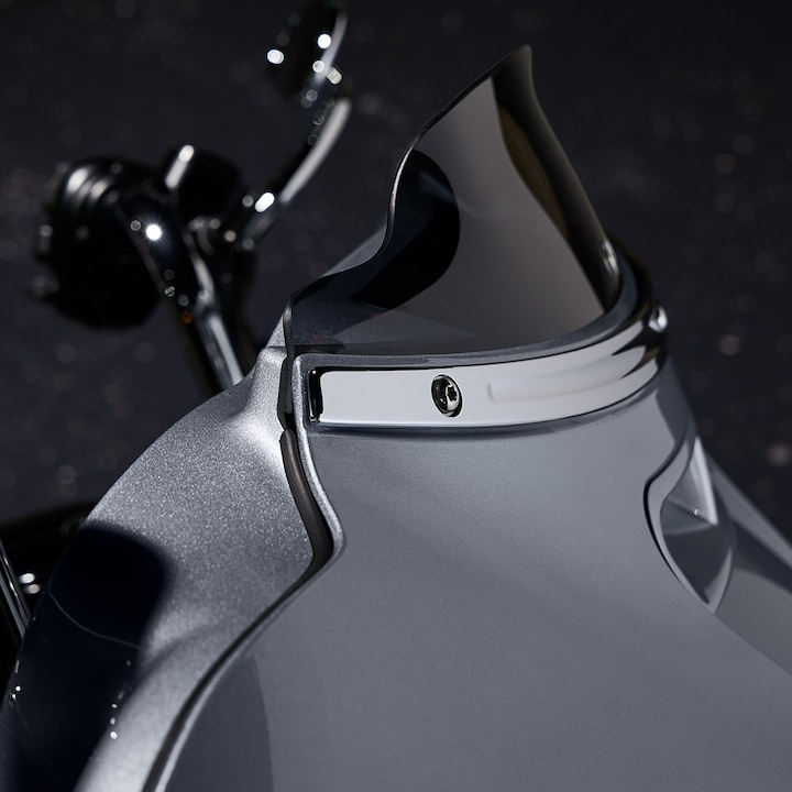 2019 Street Glide Special motorcycle Wind Shield