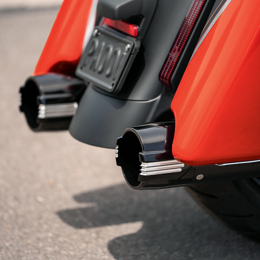 2019 Street Glide Special Motorcycle Exhaust