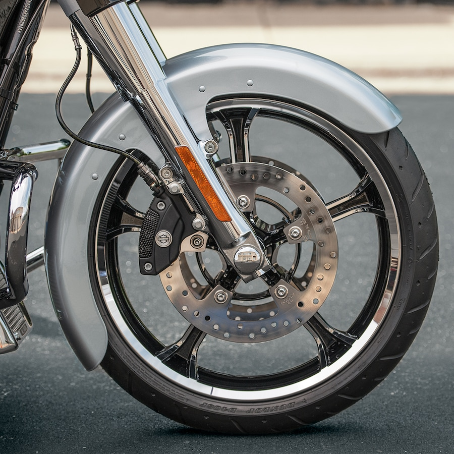 2019 Street Glide Special Motorcycle Front Wheel